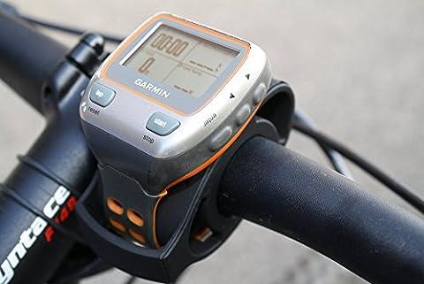 Fahrrad Halter für Garmin Forerunner 305 Forerunner 310 XT Halterung Bike Adapter (Garmin 310 Xt)