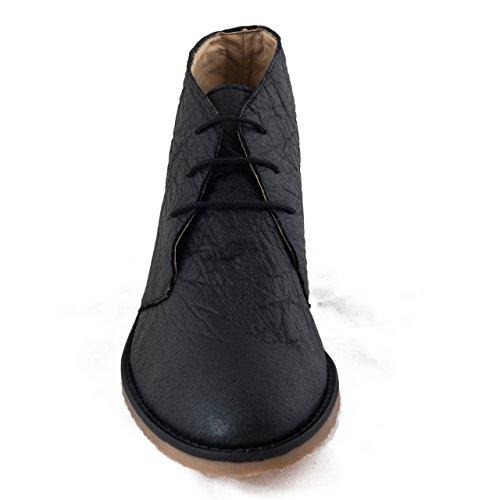 NAE Lagos Piñatex - Männer Vegan Stiefel (45) - 3