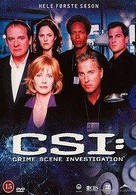 CSI: Crime Scene Investigation - Complete Season 1