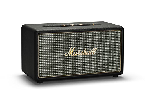 Marshall Stanmore Bluetooth Speaker – Black