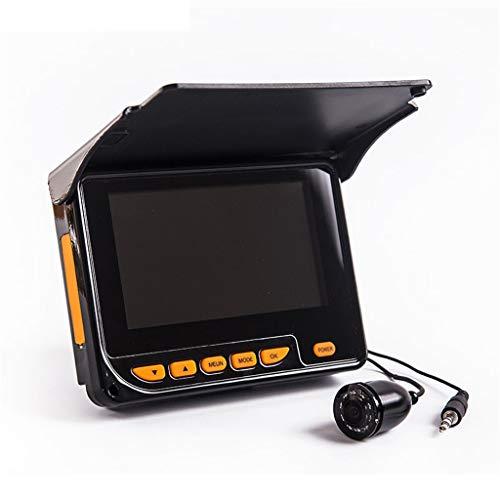 AZYJ Fisch- Und Tiefensucher, Unterwasser Monitor Visuelle HD-Videokamera wasserdichte IP68-Sonden Clever Fischfinder Zum Nacht Boot Locken Meeresangeln -