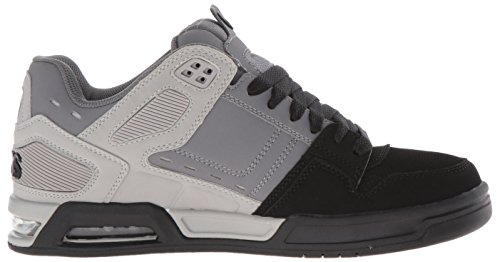 Baskets Osiris: Peril Lt Grey GR/BK Multicolore