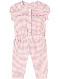 Noppies Baby-Mädchen Body G Playsuit Ss Elma
