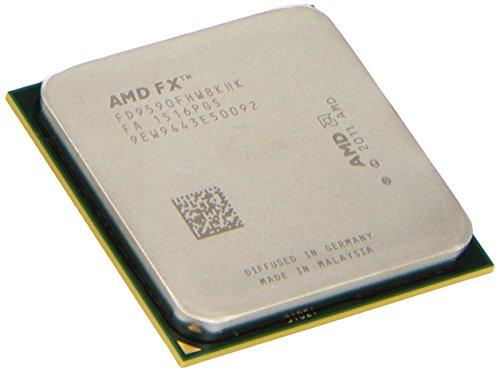 AMD FD9590FHHKWOF Fx-9590 Oem-Series 8-Core Processor Black Edition
