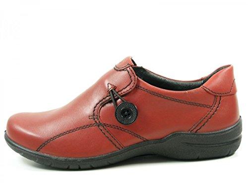 Josef Seibel 92465-905 Fabienne 27, Baskets mode femme Rouge