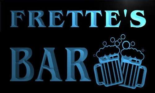 w091113-b-frette-name-home-bar-pub-beer-mugs-cheers-neon-light-sign