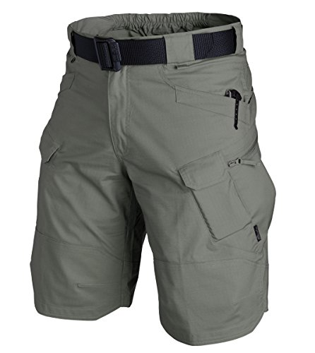 URBAN TACTICAL SHORTS® - PolyCotton Ripstop - Olive Drab (XL) (Baumwolle Drab Olive)