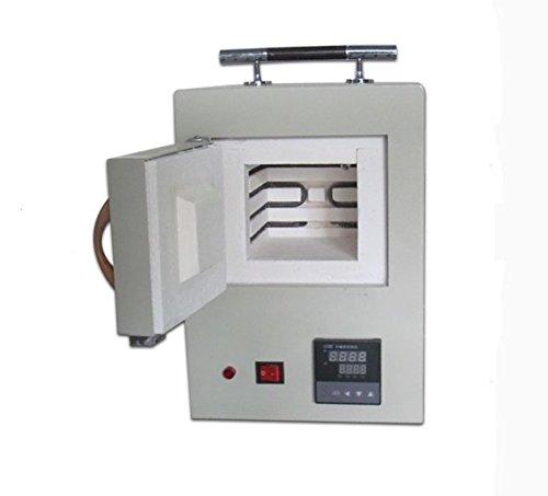 Cerrada de fibra de cerámica el horno de mufla horno de alta...