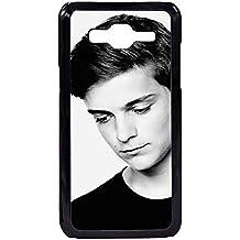 Samsung Galaxy J2 (2015 Version) Funda, patrón de Música Martin Garrix funda protectora dura cubierta apta para Samsung Galaxy J2 (2015 Version) - XCCRDHEF018656