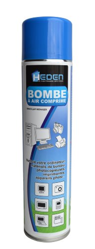 HEDEN - Bombe à air comprimé debosselage voiture - 600 ML