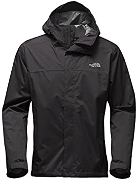 The North Face M Venture 2 Jacket Blk Chaqueta, Hombre, TNF Negro/TNF Negro, XXL