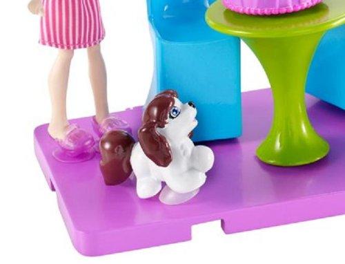 Polly Pocket X0891 - Stick N Play Set cucina