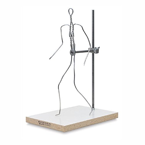 Sculpture House Wire Armature 15-In Figure by Sculpture House -