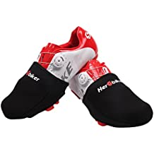 Cubierta para zapatillas de ciclismo, para invierno