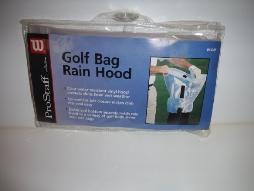 Golf Bag Rain Hood by Wilson Sporting Goods