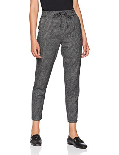 Only Onlpoptrash Soft Check Pant Noos Pantalones