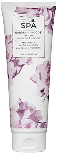 Gardenia-lotion (CND Spa Gardenia Woods Masque, 8.4 Ounce)