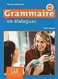 Grammaire en dialogues - Niveau débutant - Livre + CD - 2ème édition