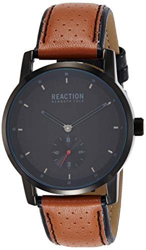 Kenneth Cole Reaction RK50084002 - Reloj de Pulsera para Hombre