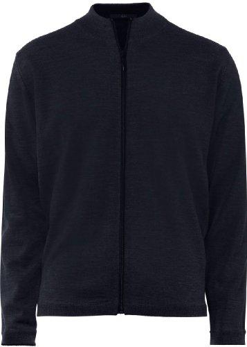 GREIFF Herren Strick-Jacke STRICK regular fit - Style 6042 Marine
