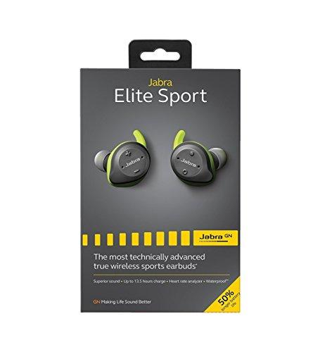 41OMyIbTtyL - [Amazon.de] Jabra Elite Sport True Bluetooth Kopfhörer für nur 159€ statt 192€