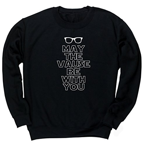 hippowarehouse-may-the-vause-be-with-you-unisex-jumper-sweatshirt-pullover