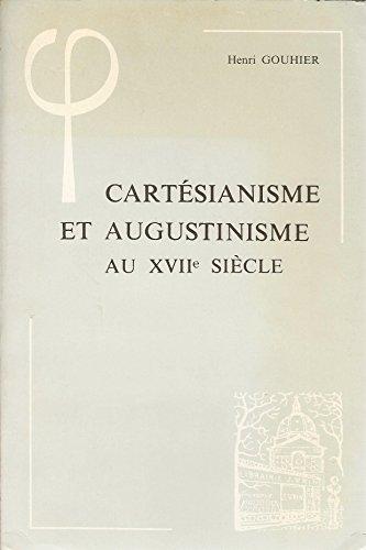 Cartésianisme et Augustinisme