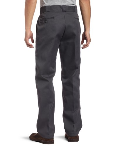 Dickies Orgnl 874Work - Pantalon - Large - Homme Gris (Charcoal Grey CH)