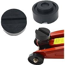 65x 25mm Nut & WAFFEL revestimiento de goma para plataforma elevadora gato hidráulico