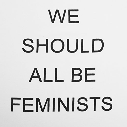 Blooming Jelly Frauen Top Feminist Slogan Letter Printed Basic T-Shirt Weiß