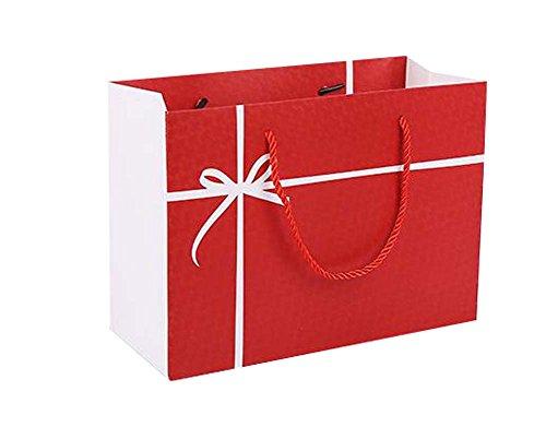 Black Temptation Set von 3 schönen Kleider Beutel für Shopping Store Geschenke Taschen