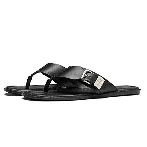 OPP Homme Sandales de la Mode Chaussures en Cuir Nouvelle Collection