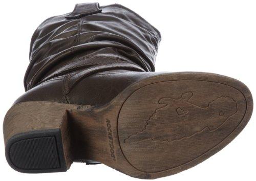 Rocket DogSidestep - Stivali da Cowboy Donna Marrone (Braun (CGA ESPRESSO 10))