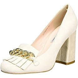 Tosca Blu Shoes Damen Tequila Mokassin, Beige (Cipria), 39 EU