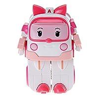 Robocar Poli Transformer Toy - Amber