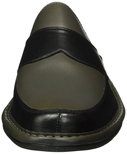 Fortuna Exclusiv Flex, Pantofole Uomo Grigio (Grau (Grau/Schwarz 356))