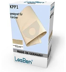 10 Sacs d'aspirateur Kärcher A 2554 ME (KPP1)
