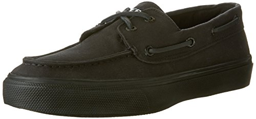 Sperry Top-Sider Herren Bahama 2-Eye Bootschuhe Schwarz (Black) 42.5 EU