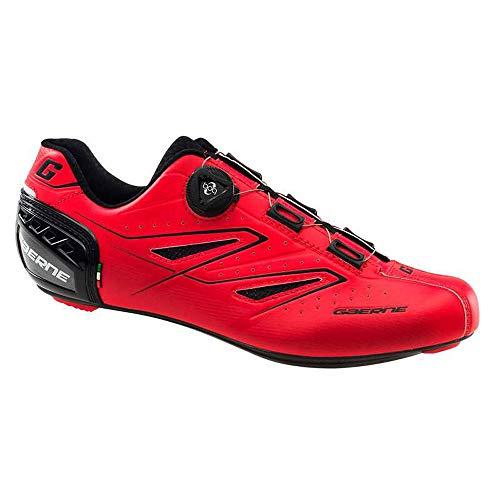 Gaerne Scarpe Ciclismo Strada G. Tornado (45 EU, Rosso)