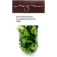 The Grocer on Elgin Minted Edamame Courgette and Broccoli, 300 g