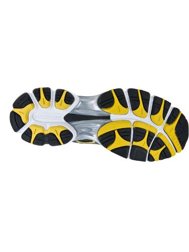 Asics Gel-Nimbus 14 Running Shoe Lemon / Blk / Lig