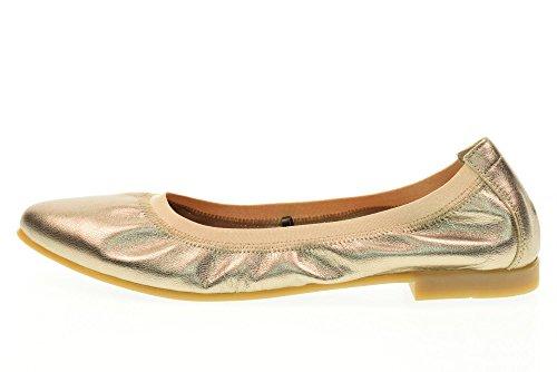 GIOSEPPO chaussures de ballerine 39895-42 ROSSELLA Bronze