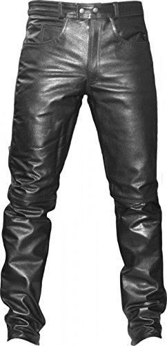 c25ffa03 German Wear Jeans Pantalones de Piel de Búfalo - COJO LA MOTO Y ...