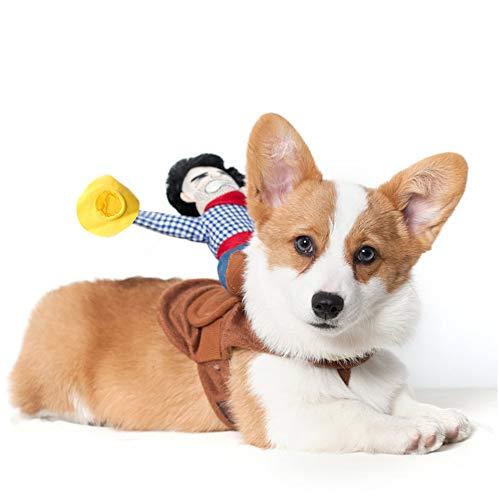 - Cowboy Doggy Pet Kostüme