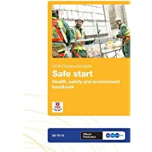Amazon citb books safe start ge 70712 health safety and environment handbook ge707 fandeluxe Gallery