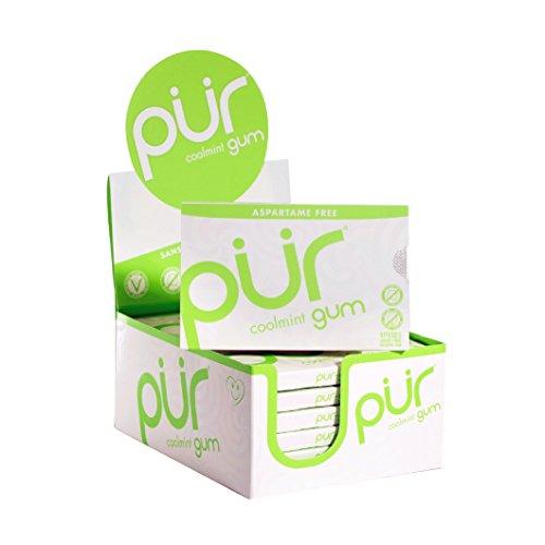 pur-gum-coolmint-aspartame-free-nine-piece-sleeve-pack-of-12