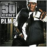 P.I.M.P remix Featuring Snoop Dogg- CD Single PROMO 1 Track + Video Hors commerce - 50 cent