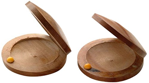 Stagg 11870 Natural Wooden Castanets