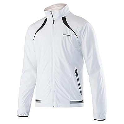 Head Performance Herren Softshell Jacket, weiß von Head bei Outdoor Shop