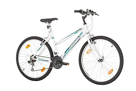 26 Zoll 6ST SENSE EU-PRODUKT Damenfahrrad Mädchenfahrrad Mountainbike Rad Bike Cycling Kinderfahrrad Jugend Fahrrad Jungen MTB SHIMANO, Rahmen 46 cm, 18-GANG